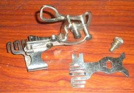 Wheeler & Wilson D9 Ruffler & Shirring Blade w/Screw Vintage Working Att... - $35.00