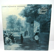 THE MOODY BLUES Long Distance Voyager Record LP Threshold 1981 - £6.07 GBP