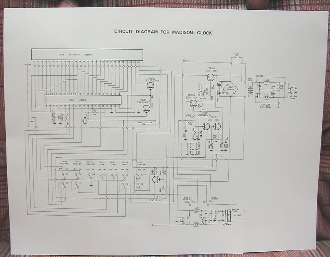 Uniden Bc 646 Wiring Diagram Free Download Headset Madison 40 Channel Am Ssb Cb Radio And 50 Similar Items Light Switch