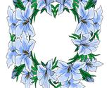 Blue floral flower thumb155 crop