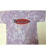 Looney Tunes TEXAS T-Shirt Purple Tie Dyed Youth SZ 16 NWOT  - $7.99