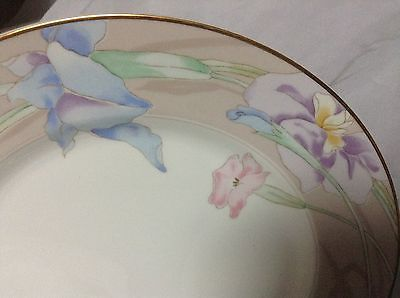 Mikasa Charisma Beige Discontinued HTF Fine China Saucers Five Pieces