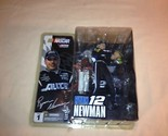 MCFARLANE RYAN NEWMAN NASCAR ACTION FIGURE 6 INCHES TALL