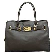 MICHAEL Michael Kors Hamilton E/W Tote in Dark Chocolate - $350.00