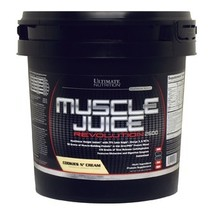 Ultimate Nutrition Muscle Juice Revolution 2600, Cookies & Cream 11.1 lb - $219.00