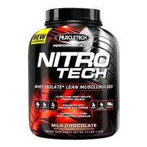 MuscleTech NitroTech Performance Series, 3.97 lb Milk Chocolate - $199.00
