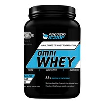 Protein Scoop Omni Whey, 4 lb Chocolate - $129.00