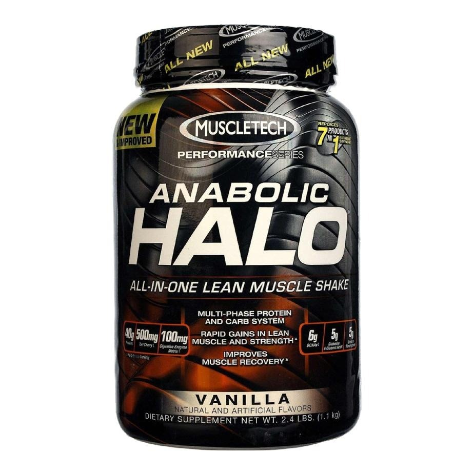 Primary image for MuscleTech Anabolic Halo, 2.4 lb Vanilla