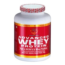 SNT Advanced Whey Protein, 4.4 lb Chocolate - $79.95
