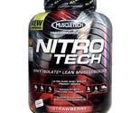 Muscletech nitrotech performance series  3.97 lb strawberry thumb155 crop