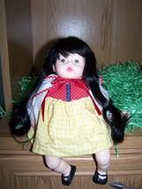 "1977 Madame Alexander Snow White Huggums 12"" Doll Dress Tagged - $39.00"
