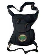 Charcoal Black with Explore Outdoors Patch *FREE Shipping* - $37.50