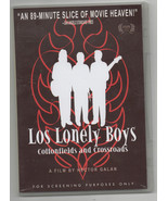 Los Lonely Boys: Cottenfields and Crossroads DVD 2007 Promo  - $19.95