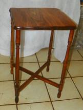 Elm Side Table End Table. (BM-T472) - $199.00