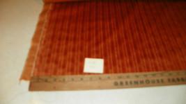 Dark Orange Corduroy Fabric / Upholstery Fabric  1 Yard  R28 - $29.95
