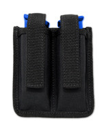 NEW Barsony Double Magazine Pouch for Astra Beretta Full Size 9mm 40 Pis... - $22.99