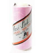 Sewing thread maxi lock 3000 yards pink by american efird - $5.96