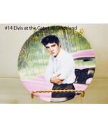 "2592 Elvis Presley Delphi Collector Plate 1 ""GATES OF GRACELAND"" # 9927P... - $25.00"