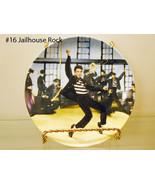 "2594 Elvis Presley Delphi Collector Plate 2 ""JAILHOUSE ROCK"" # 1478F    nfp - $25.00"