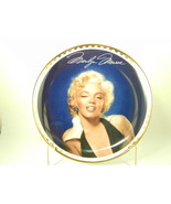 """2580 """"MARILYN MONROE GRACEFUL BEAUTY"""" Marilyn The Gold Collection Bradfo... - $25.00"""