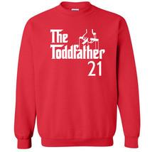 275 The Toddfather Crew Sweatshirt baseball todd funny cincinnati jersey... - $20.00+