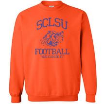 274 Mud Dogs Football Crew Sweatshirt water boy 90s movie funny SCLSU vi... - $20.00+