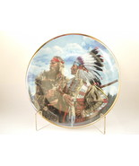 """2586 """"IN THE BEGINNING...FRIENDS"""" Franklin Mint Plate Collection America... - $25.00"""
