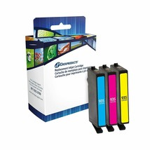 Dataproducts DPC935CMY Remanufactured Cyan, Magenta, Yellow Inkjet Cartr... - $8.92