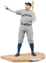 New York Yankees Mcfarlane 2010 MLB Babe Ruth Cooperstown Series 7 Actio... - $64.30