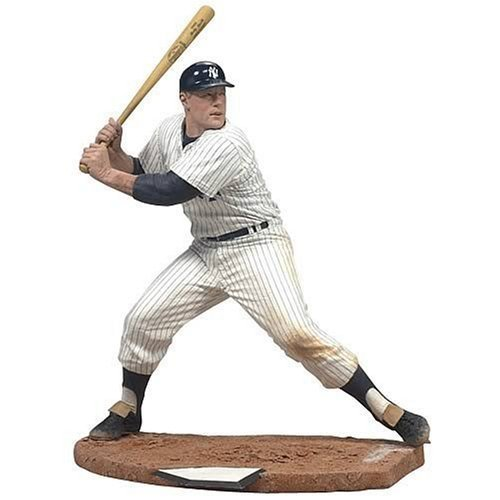 "Primary image for McFarlane Toys Cooperstown Series 5 Mickey Mantle 2 6"" Figure"