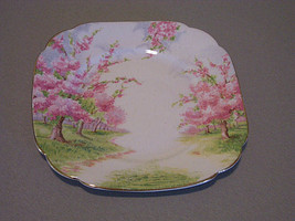"Royal Albert Blossom Time 6 5/8"" side plate, Rd. # 799933 - $9.40"