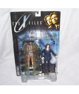 The X-Files AGENT SCULLY Figure with ALIEN & Pod Chamber NEW! 1998 Series 1 - $17.96