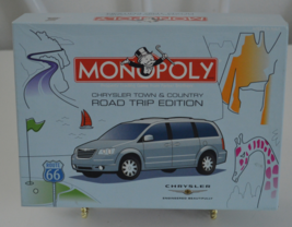Monopoly Chrysler Town & Country Road Trip Edition - $25.00