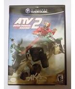 ATV: Quad Power Racing 2 (Nintendo GameCube, 2003) - $5.95