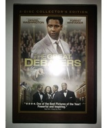 The Great Debaters (DVD, 2008, 2-Disc Set, Special Collector's Edition) - $2.59