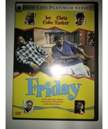 Friday (DVD, 1999) Complete with Original case Flawless condition no scr... - $17.99