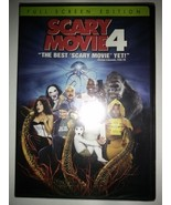 Scary Movie 4 (DVD, 2006) New Sealed - $4.29