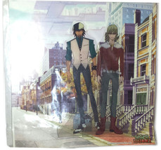 "Tiger & Bunny ""Wild Tiger & Barnaby"" Diorama with Plastic Cutouts * Anime - $9.88"