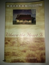 Where the Heart Is by Billie Letts (1998, Paperback, Reprint) - $1.95