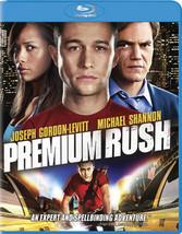 Premium Rush (Blu-Ray/Ws 2.40/Dol Dig 5.1/Eng/Fren-Paris/Ultraviolet)