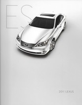 2011 Lexus ES 350 sales brochure catalog 11 US - $8.00