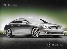 2011 Mercedes-Benz CLS-CLASS brochure catalog US 11 550 CLS63 AMG - $10.00