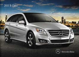 2011 Mercedes-Benz R-CLASS sales brochure catalog US 350 BlueTec - $10.00