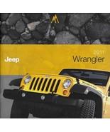 2011 Jeep WRANGLER brochure catalog US 11 Unlimited Sahara Rubicon - $12.00