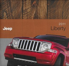 2011 Jeep LIBERTY brochure catalog US 11 Sport Renegade Limited - $8.00
