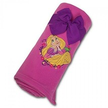 Disney Tangled Rapunzel Fleece Throw Blanket - $16.65