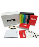 Card Games For Family Game Night. The Official NERTS Box Set Of Playing ... - $33.78