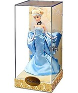 Disney Princess Exclusive 11 1/2 Inch Designer Collection Doll Cinderella  - $240.10