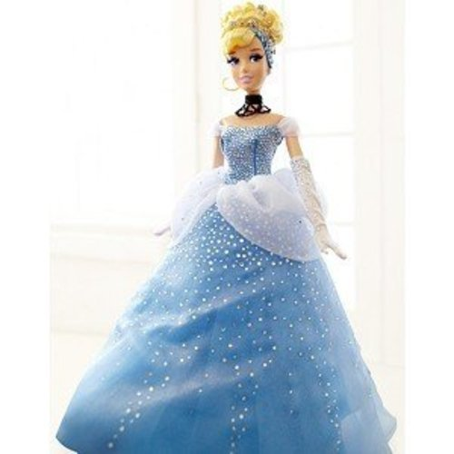 Limited Edition Cinderella Doll LE 5000 Disney Store Exclusive 18""