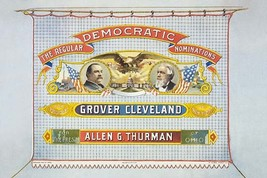 Democratic nominations For President, Grover Cleveland of New York. For ... - $19.99+